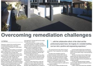 Business North Magazine - Overcoming Remediation Challenges