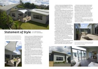 Homestyle Magazine - Statement of Style