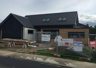 Project in Progress: Omokoroa Compact Home