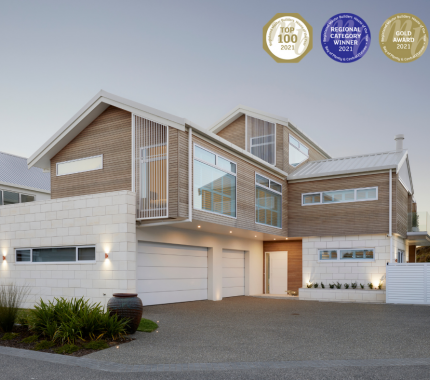 Coast Papamoa Lifestyle Home - House of the Year 2021