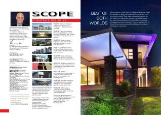 Scope Magazine - BEST OF BOTH WORLDS