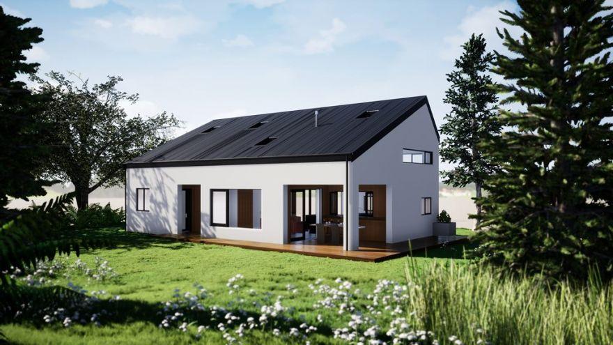 Compact Ohauiti Home