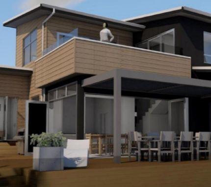 Remediation to Coastal Home