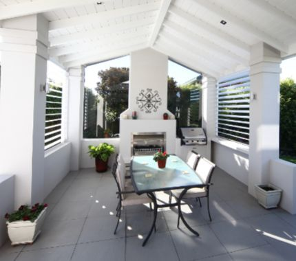 Classic Home Facelift & Outdoor Room Addition