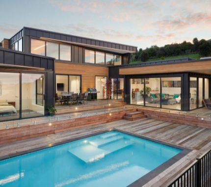 Eco-Friendly ICF Home