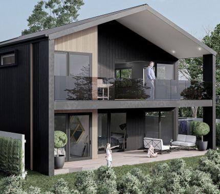 New Tauranga Townhouse Development