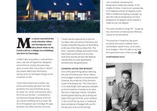 Uno Magazine - Andre Laurent Architectural Designer