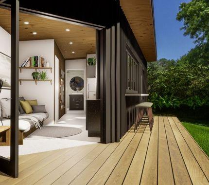 Pauanui Tiny Home Space