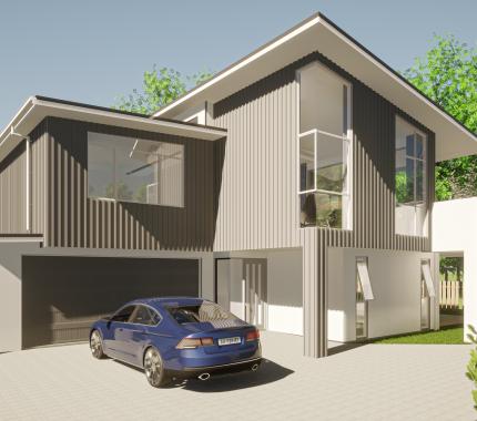 Tauranga Townhouse