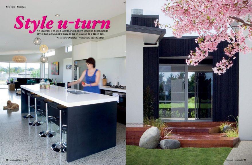 Homestyle Magazine - Style u-turn